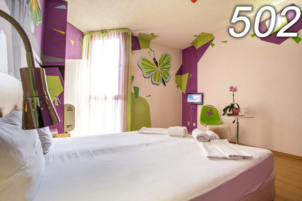 Арт стая 502 в Арт Хотел Симона - гр.София