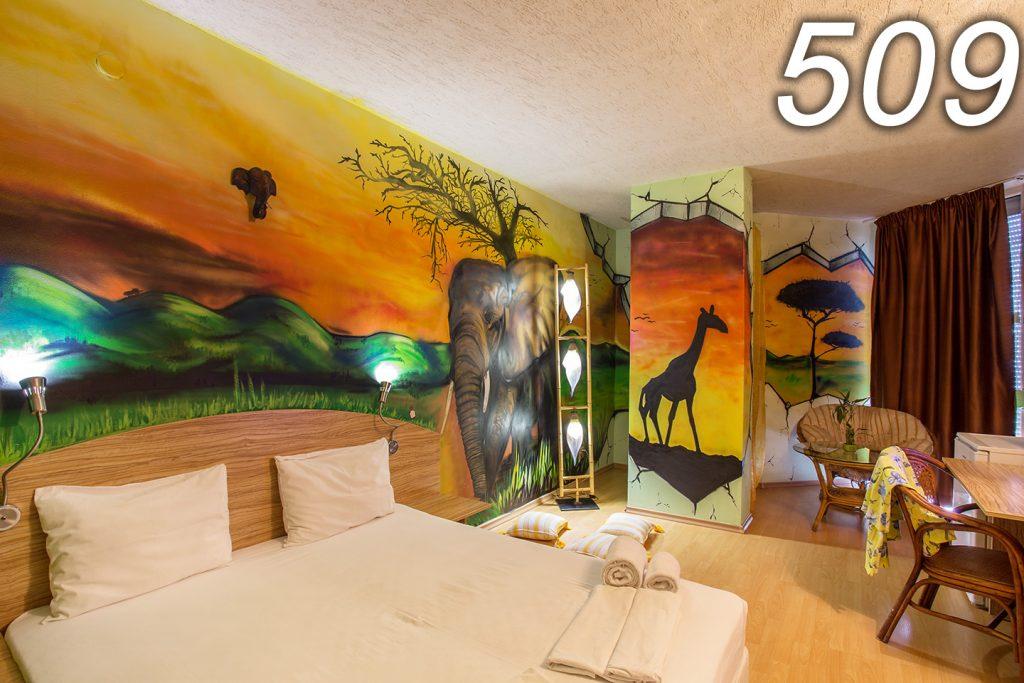 Арт стая 509 в Арт Хотел Симона - гр.София