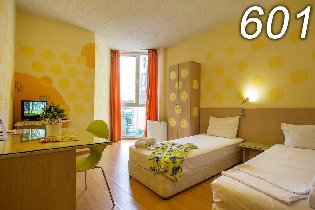 Арт стая 601 в Арт Хотел Симона - гр.София