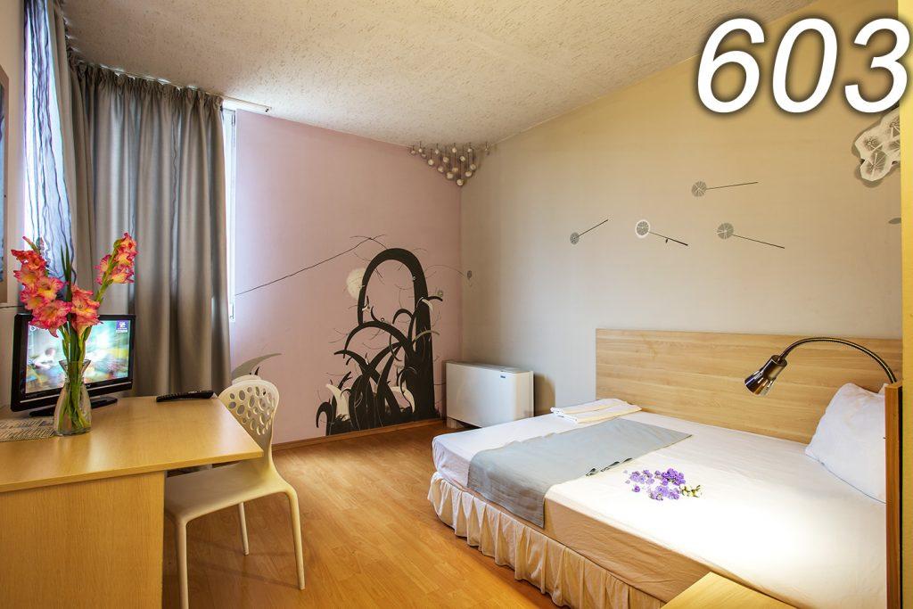 Арт стая 603 в Арт Хотел Симона - гр.София