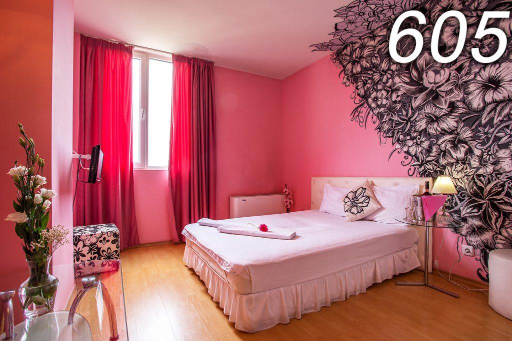 Арт стая 605 в Арт Хотел Симона - гр.София
