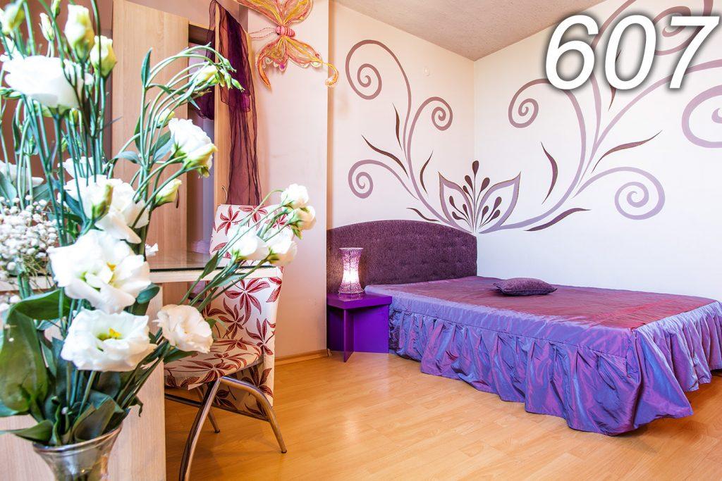 Арт стая 607 в Арт Хотел Симона - гр.София