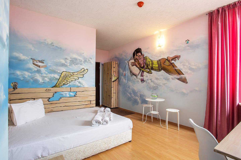 Единична стая 503 - Арт Хотел Симона - гр.София