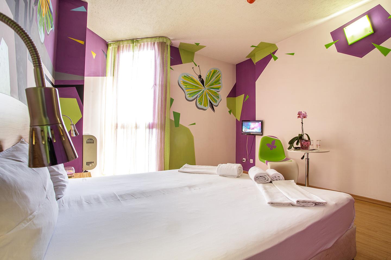 Двойна икономична стая 502 - Арт Хотел Симона - гр.София