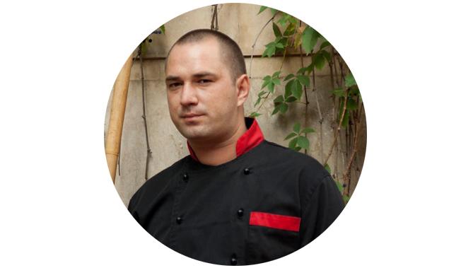 "Шеф готвачът на Ресторант Симона***, София в интервю пред списание ""Агрозона"""
