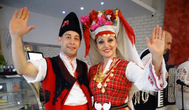 Bulgarian Night at Art Hotel and Restaurant Simona***!