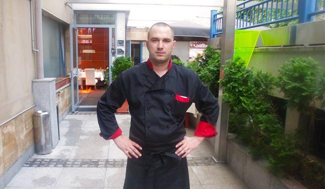 Aпетитно и неподправено с Георги Ангелов- шеф готвачът на Арт Хотел Симона