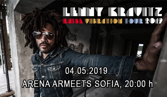 Lenny Kravitz is Coming to Bulgaria for One Amazing Show!