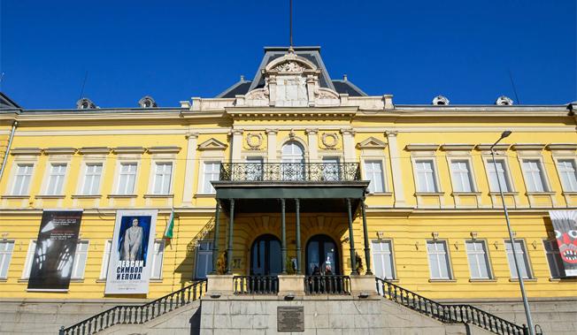 Национална художествена галерия, София