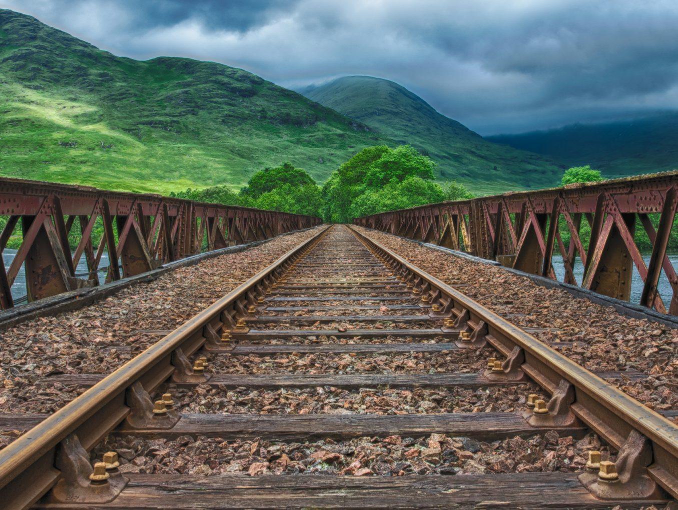 The Rhodope narrow-gauge in the top 10 of the best train journey