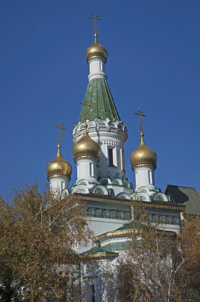 Руската църква, София