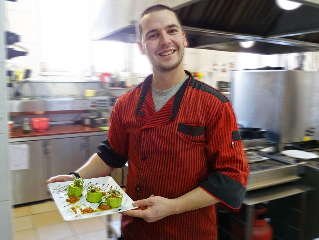 Борислав Паунков от ресторант Симона за това как се промени кулинарията след COVID-19