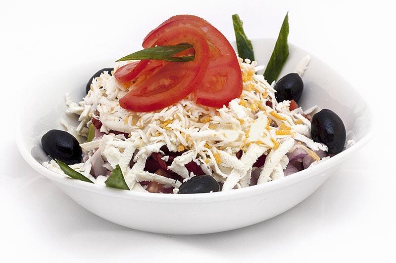 The Metamorphoses of a Favorite Bulgarian Salad - the Shepherd's