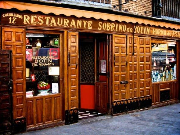 Най-старите ресторанти в света (СНИМКИ)