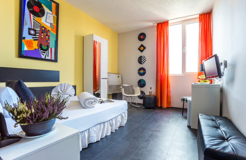 Единична стая 304 в Арт Хотел Симона, София
