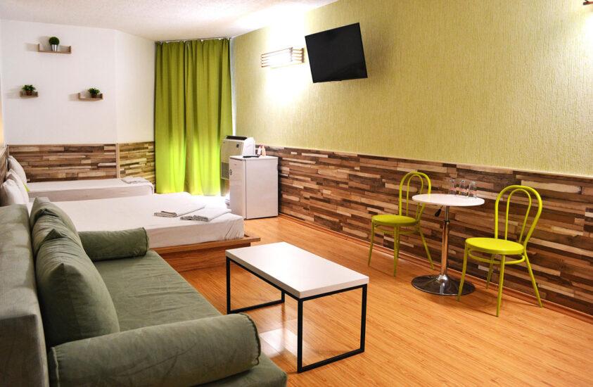 Дизайнерско студио 211 в Арт хотел Симона, София