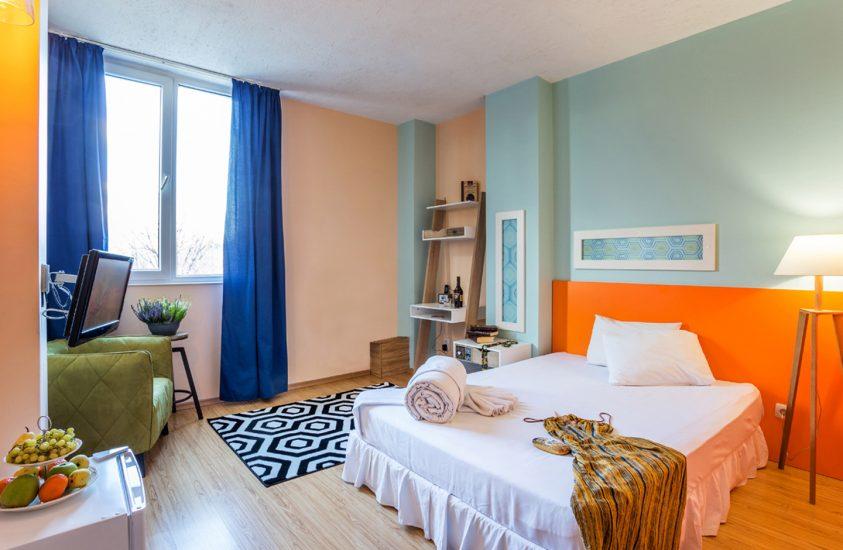Единична стая 305 в Арт Хотел Симона, София