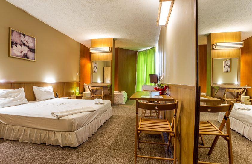 Тройна стая в Арт Хотел Симона, София