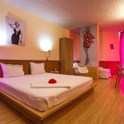Тройна стая 409 в Арт Хотел Симона, София