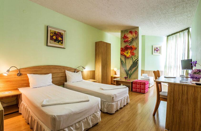 Тройна стая 309 в Арт Хотел Симона, София
