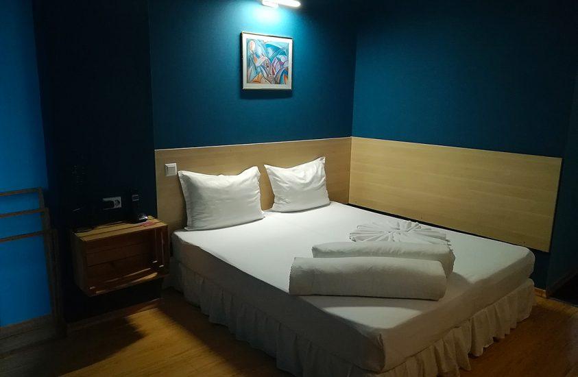 Еко етаж в Арт хотел Симона
