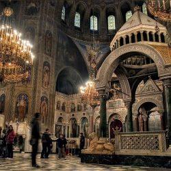 "Cathedral temple ""St. Alexander Nevski"""